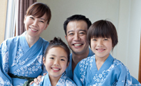 Ryokan recommended for family!
