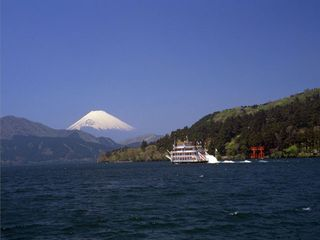 Encounter with Mt. Fuji in Hakone