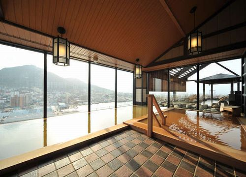 La Vista Hakodate Bay Is A Resort Hotel And Offers Breathtaking Panoramic  Views Of Hakodate. It Is A New Noted Place Of Bay Area In A Stone Pavement  And ...