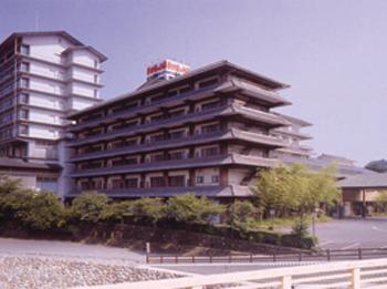 Shitakirisuzume no oyado Hotel Isobe Garden