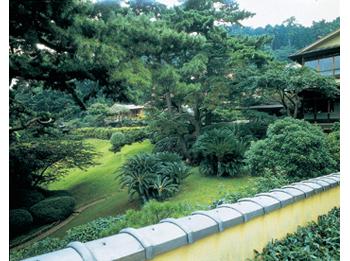 Taikanso in summer