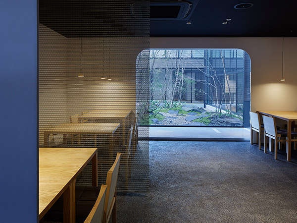 Located On Shinmachi Street Which Keeps Kyotou0027s Traditional Cityscape Of  Machiya. The Themes Of This Japanese Modern Space Are