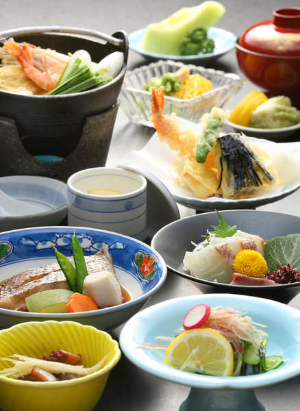 Japanese meals (image)