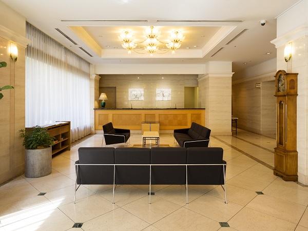 Hotel Facade; Door; Lobby; Lobby ...