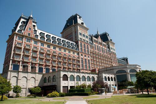Hotel okura jr huis ten bosch for Hotel okura jr huis ten bosch